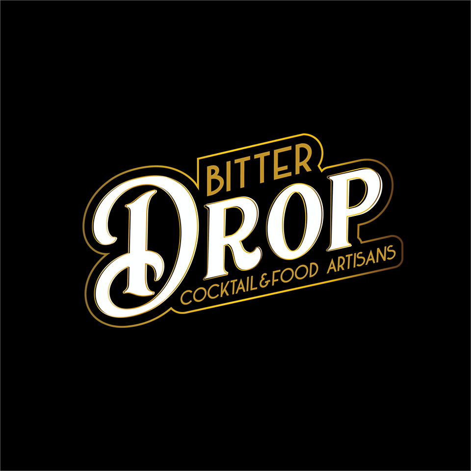Logo Bitter drop