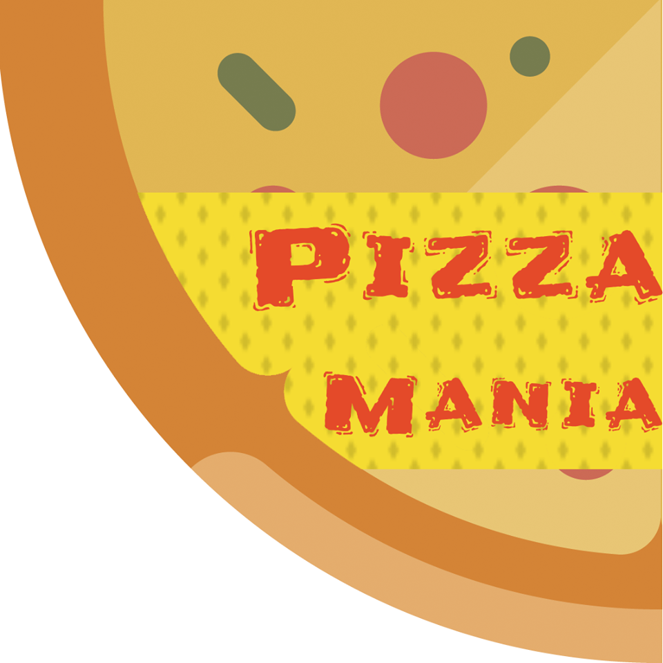 Logo Pizza Mania