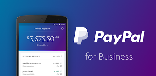 logo paypal business